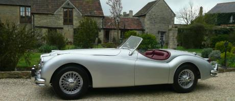 classic jag restoration and rebuild
